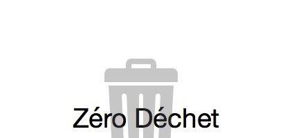 Défi zéro déchet